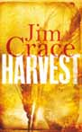 Cover of Harvest, by Jim Crace
