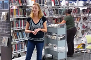 Napa County (Calif.) Director of Library Services Danis Kreimeier
