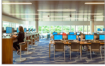 SUNY Old Westbury library