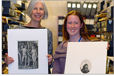 Missing prints found at Boston Public Library