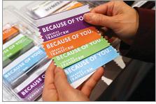 Libraries Transform ribbons