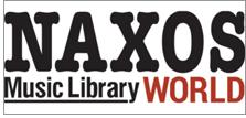 Naxos Music Library World logo