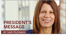 ALA President Sari Feldman