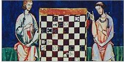 Chess problem #35, from Libro de los Juegos