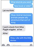 Readers' advisory text