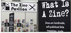 ALA's Zine Pavilion