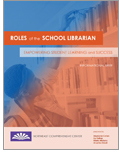 Cover of Roles of the School Librarian